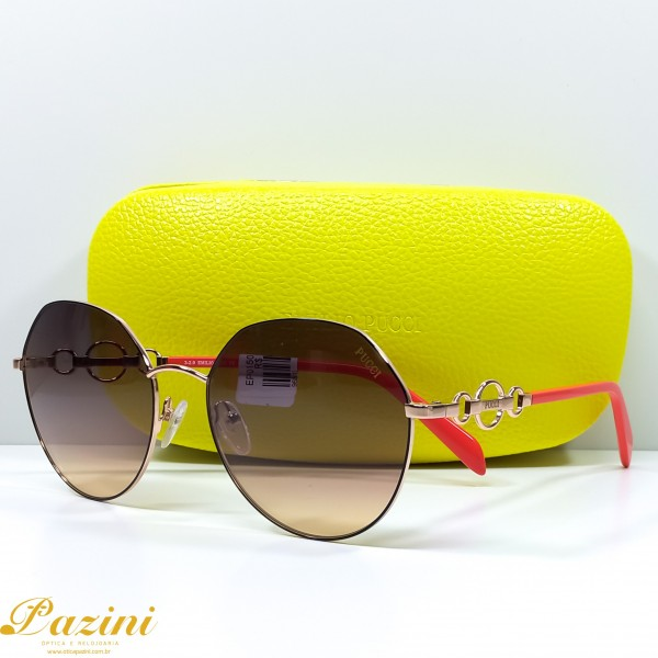 Óculos de Sol Emilio Pucci Modelo EP150 050B