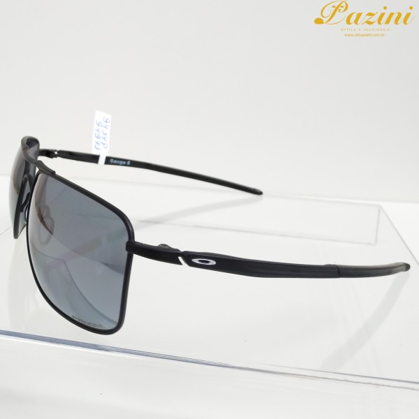 Óculos de Sol Oakley Gauge 8 L Matte Black Prizm Black Polarized