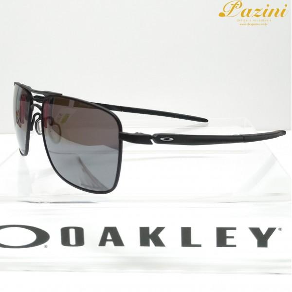 Óculos de Sol Oakley Gauge 6 Powder Coal Prizm Balck