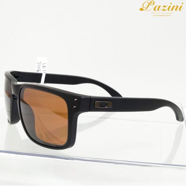 Óculos de Sol Oakley Holbrook Prizm Tungsten Polarized