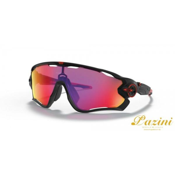 Óculos de Sol Oakley Jawbreaker™ Matte Black Prizm Road