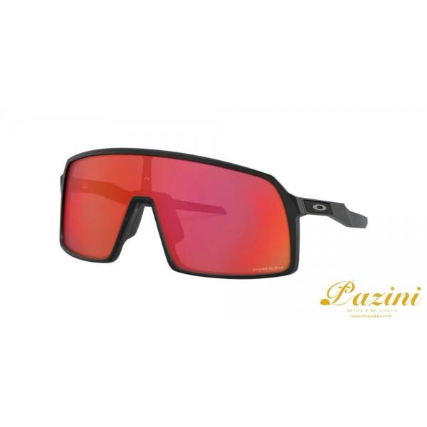 Óculos de Sol Oakley Sutro Matte Black Prizm Trail Torch