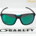 Óculos de Sol Oakley Anorak Matte Grey Smoke Prizm Jade