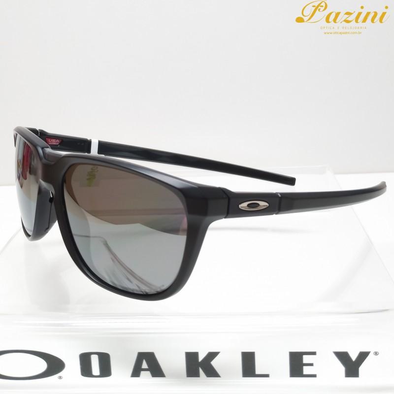 Óculos de Sol Oakley Anorak Matte Black Prizm Black Polarized