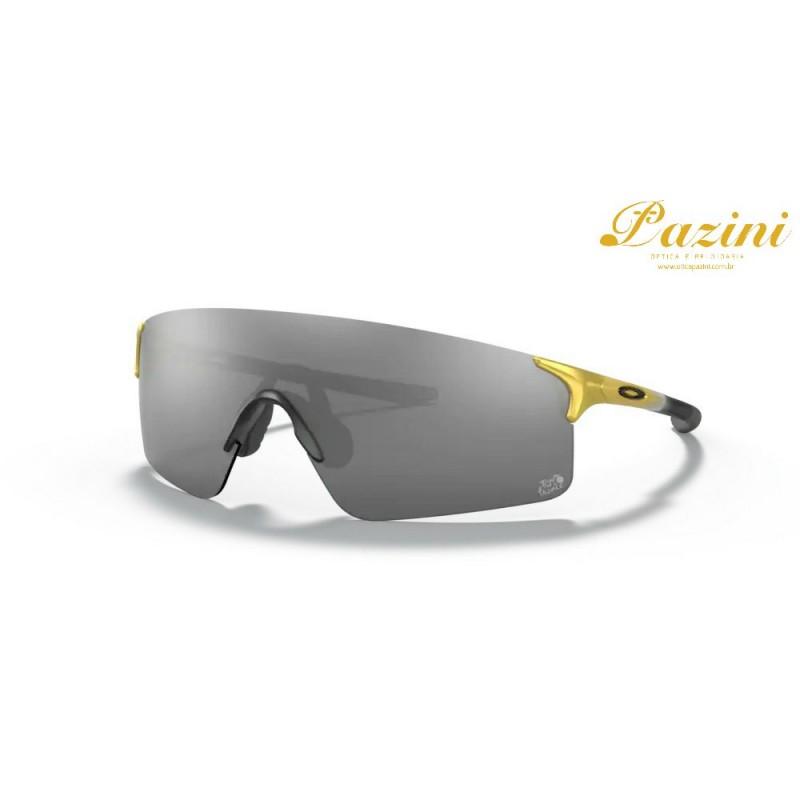 Óculos de Sol Oakley 2020 Tour De France™ EVZero™ Blades Trifecta Fade Prizm Black