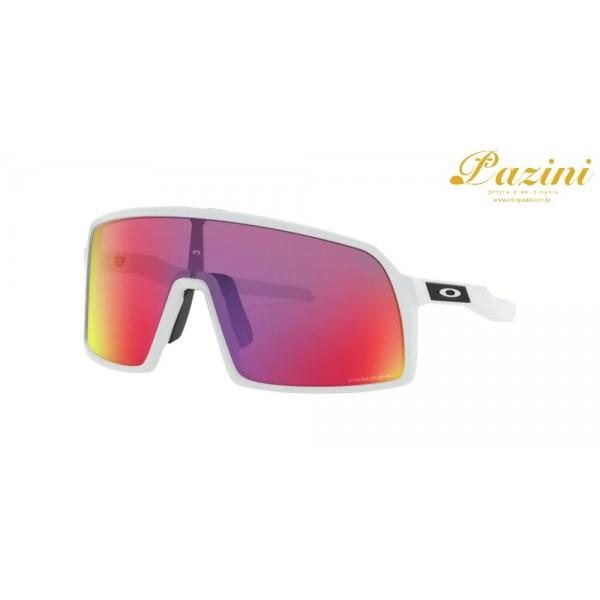 Óculos de Sol Oakley Sutro S Matte White Prizm Road
