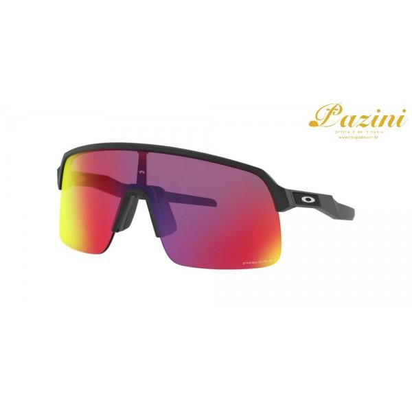 Óculos de Sol Oakley Sutro Lite Matte Black Prizm Road