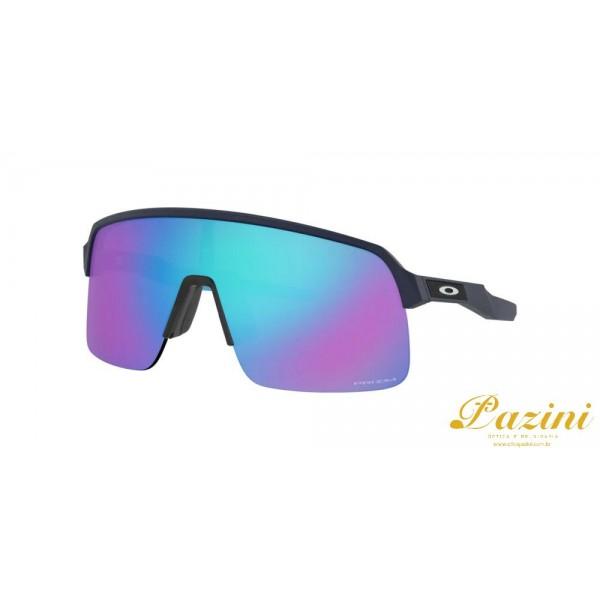 Óculos de Sol Oakley Sutro Lite Matte Navy Prizm Sapphire