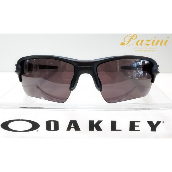 Óculos de Sol Oakley Flak 2.0 XL Steel Prizm Dally Polarized