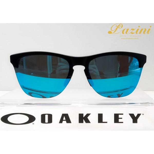 Óculos de Sol Oakley modelo Frogskins Lite OO9374