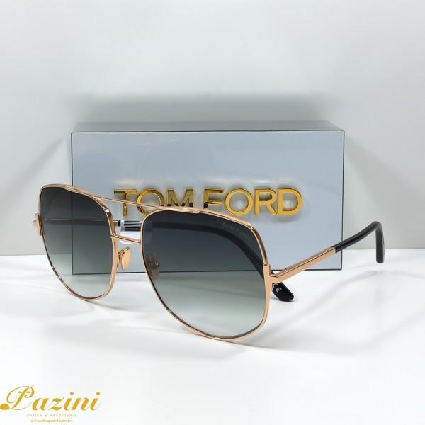 Óculos de Sol Modelo Lennox TF783 28B