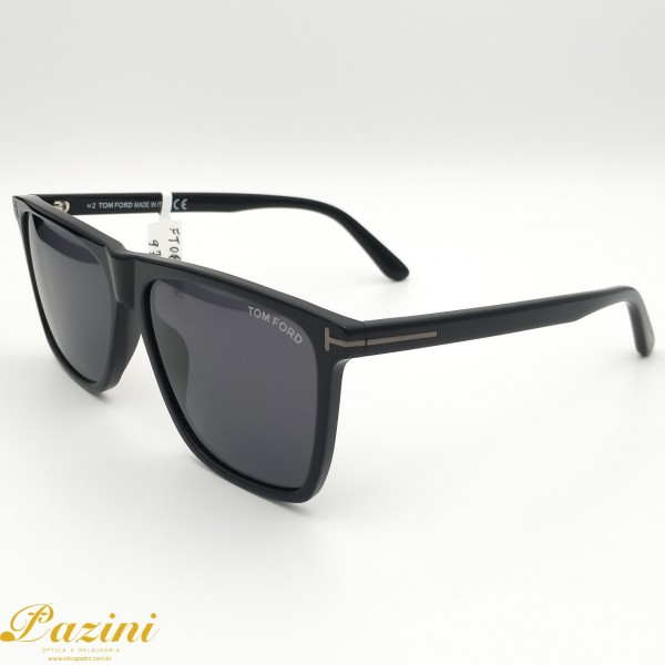 Óculos de Sol TOM FORD Fletcher TF832-N 01A