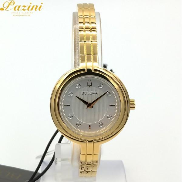 Relógio BULOVA Rhapsody Ladies Diamond 97P144