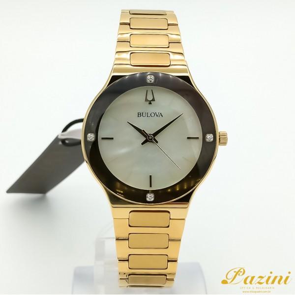 Relógio BULOVA Millennia Diamond 97R102