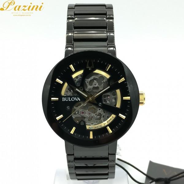 Relógio BULOVA Automático Futuro 98A203