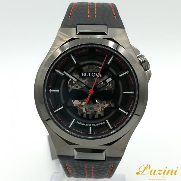 Relógio BULOVA Automático Máquina Classic 98A237