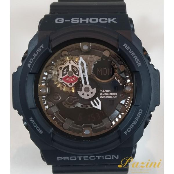 RELÓGIO CASIO G-SHOCK MODELO: GA-300-1ADR