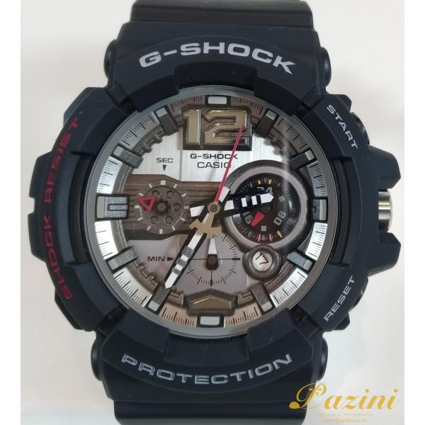RELÓGIO CASIO G-SHOCK MODELO: GAC-110-1ADR