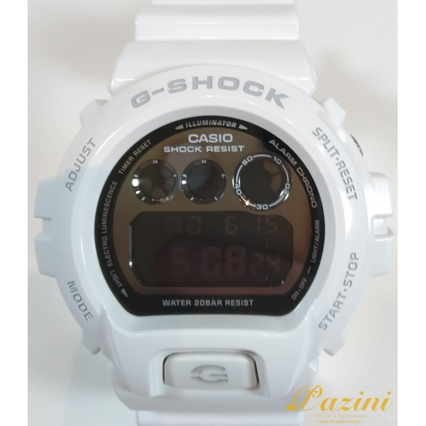 RELÓGIO CASIO G-SHOCK  MODELO: DW-6900NB-7DR