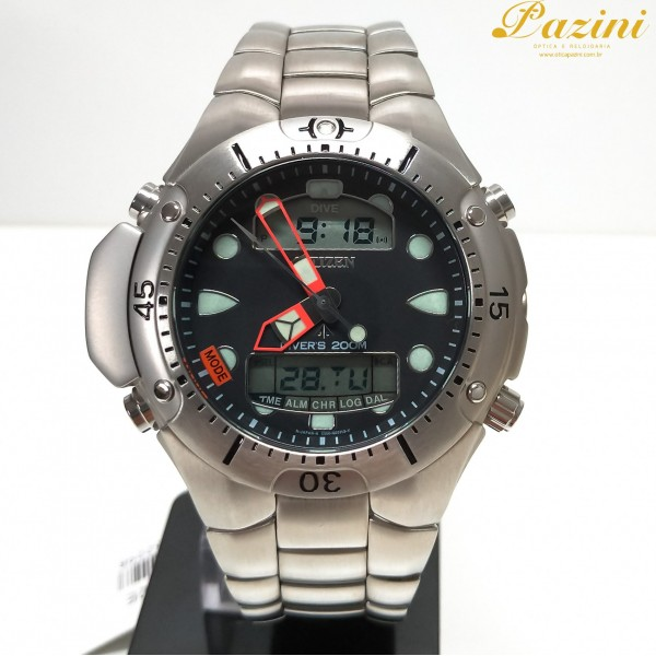 Relógio Citizen Aqualand Modelo: tz10020d
