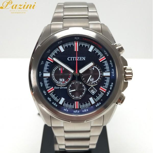 Relógio Citizen Eco-Drive Cronógrafo TZ30893F