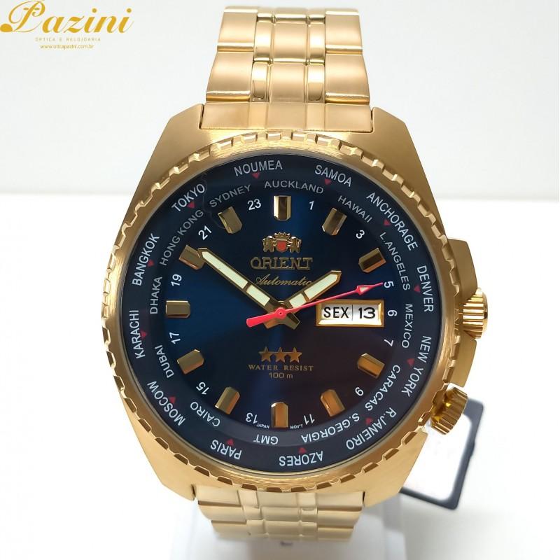 Relógio Orient Automático Masculino 469GP057F D1KX