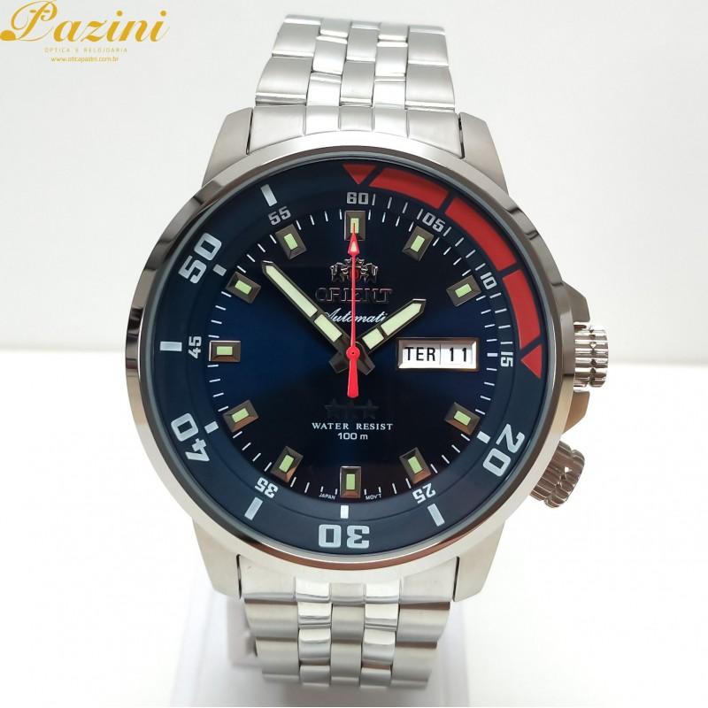 Relógio Orient Automático Masculino 469SS058F D1SX