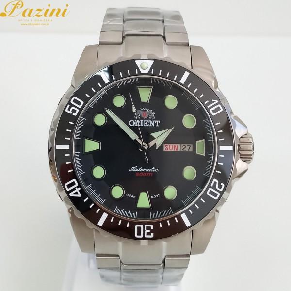 Relógio Orient Automático Diver Poseidon 469SS073 P1SX