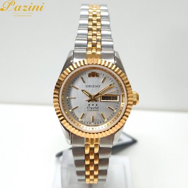 Relógio Orient Automático Feminino 559EB3X B1SK