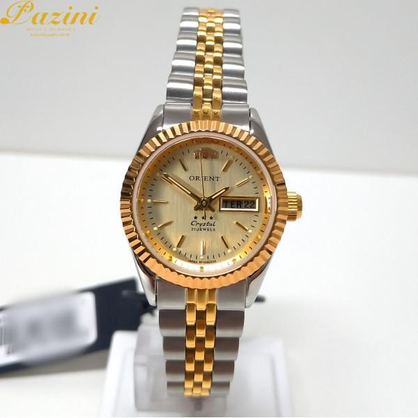 Relógio Orient Automático Feminino 559EB3X C1SK