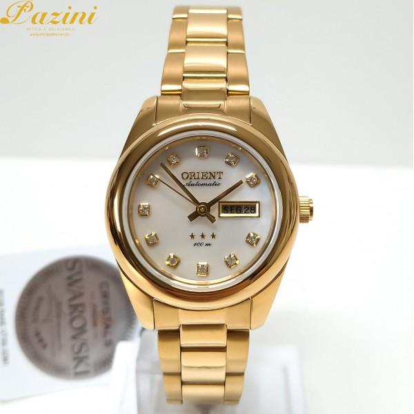 Relógio Orient Automático Feminino 559GP010 B1KX