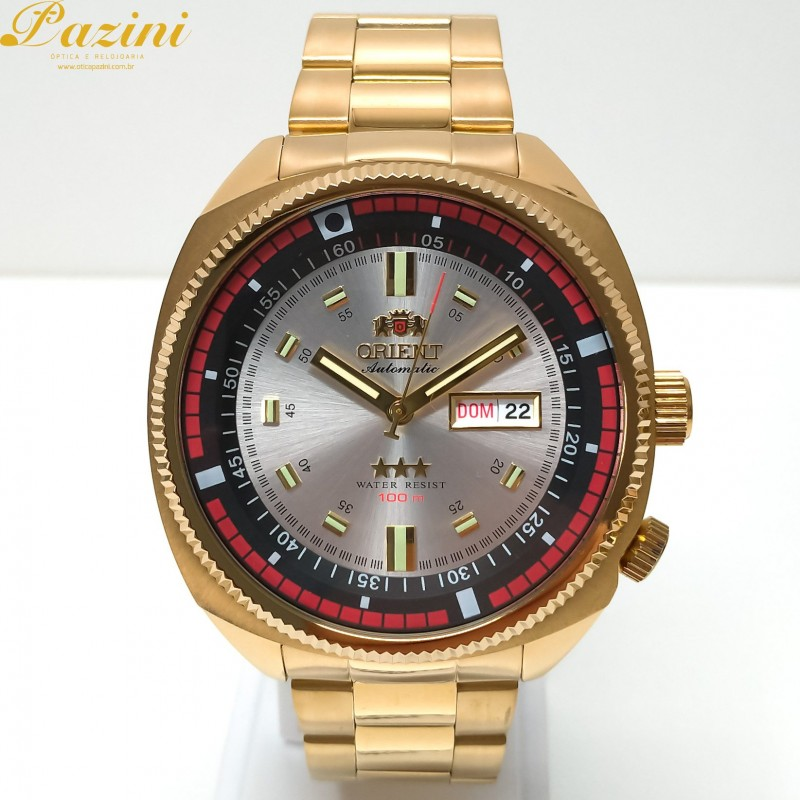 Relógio Orient Automático Masculino Esportivo F49GG002 S1KX