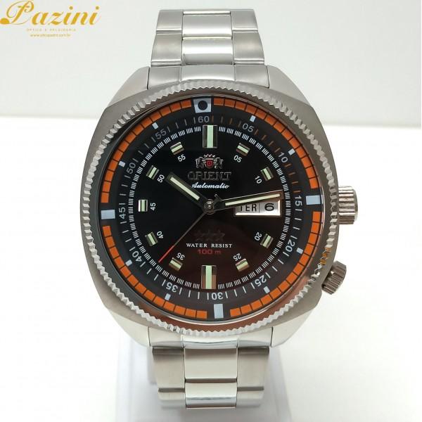 Relógio Orient Automático Esportivo F49SS002 P1SX