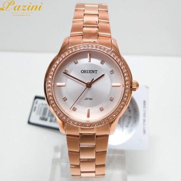 Relógio Feminino Orient Swarovski Frss0053 S1rx