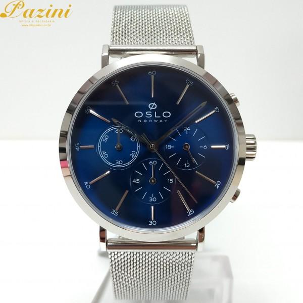 Relógio Oslo Cronógrafo OMBSSCVD0005 D1SX