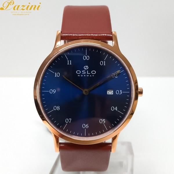 Relógio Oslo Slim OMRSCS9U0002 D1MX