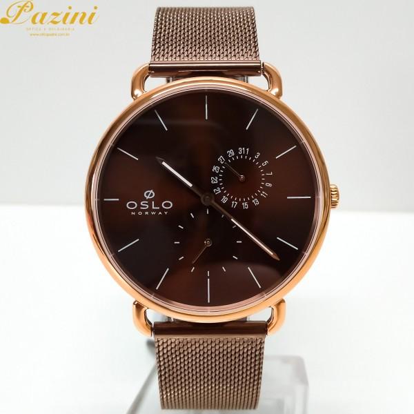 Relógio Oslo Slim OMTSSMVD0003 N1NX