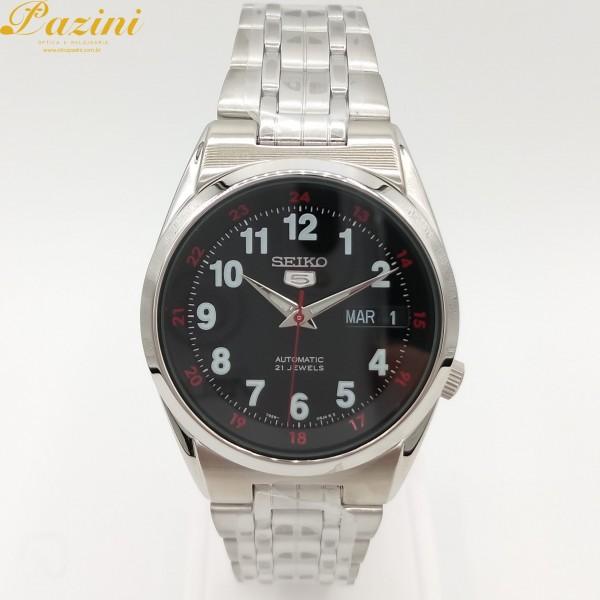 Relógio SEIKO 5 Automático SNK589B1 P2SX