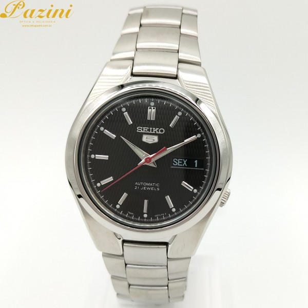 Relógio SEIKO 5 Automático SNK607B1 P1SX