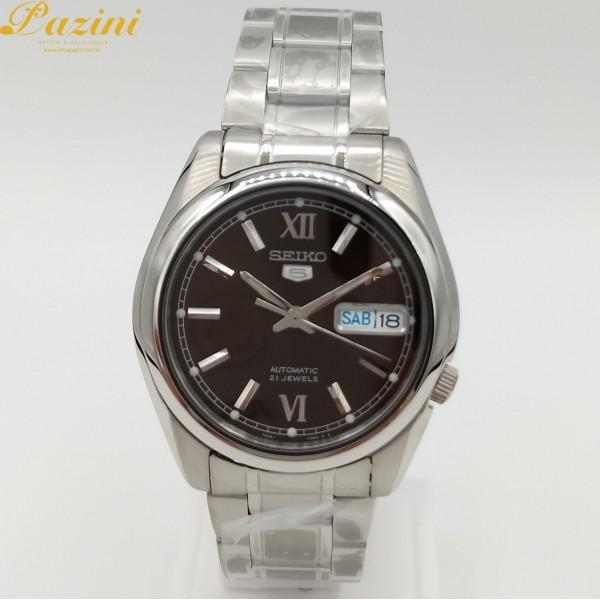 Relógio SEIKO 5 Automático SNKL53B1 M3SX