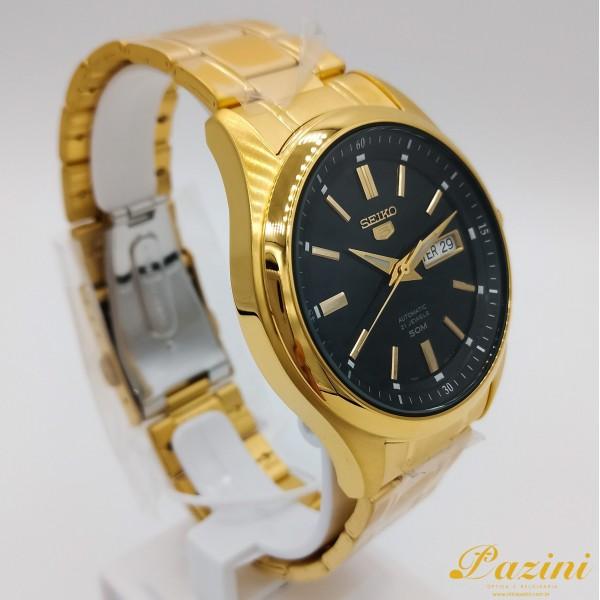 Relógio SEIKO 5 Automático SNKN98B1 P1KX