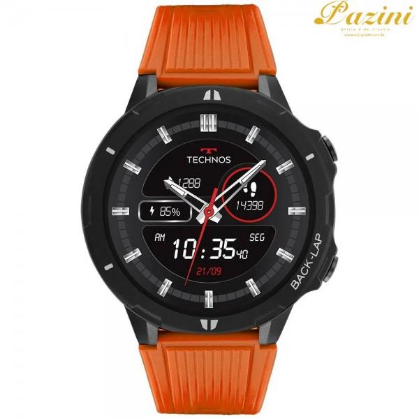 Relógio Technos Smartwatch Connect Sports TSPORTSAB/8L